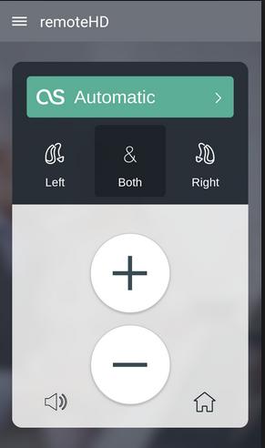 Hansaton remoteHD app png
